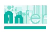 Logo Limpiezas Anfer